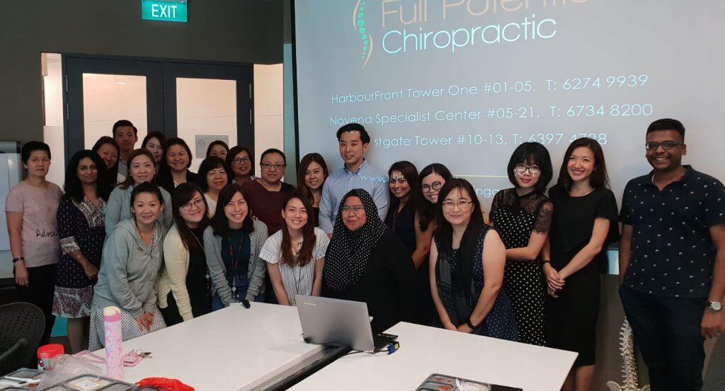 NTUC Enterprise Talk