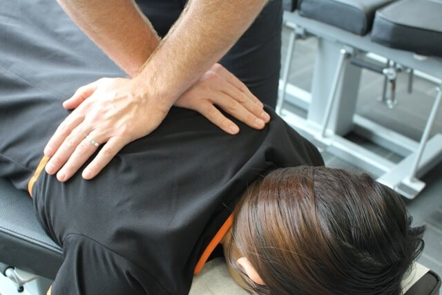 Full Potential Chiropractic Spinal adjustment