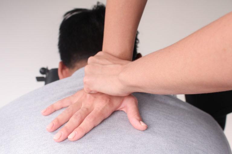chiropractic-adjustment
