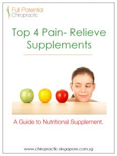 Top 4 Pain - Relieve Supplements